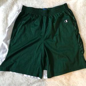 Champion youth unisex workout shorts